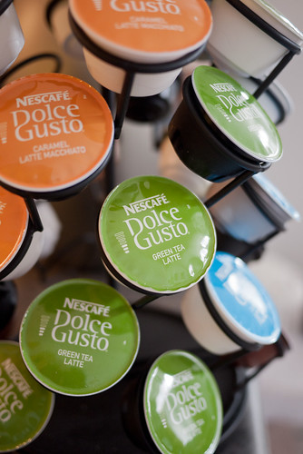 Green Tea Latte - Dolce Gusto