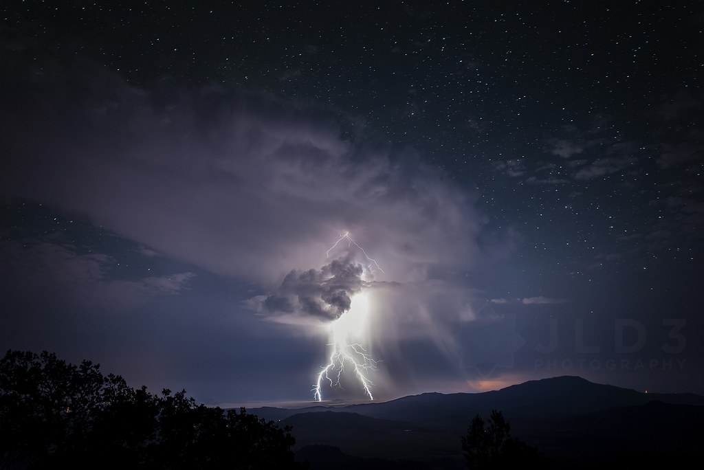 Close Encounters Thunderstorm photo by Jim   jld3 photography