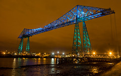 Middlesbrough 2011 - Transporter Bridge - 01 web photo by ken_davis