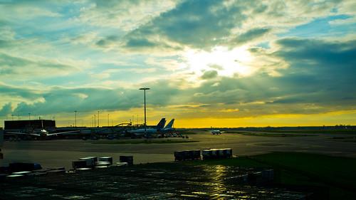 Schipol Planes