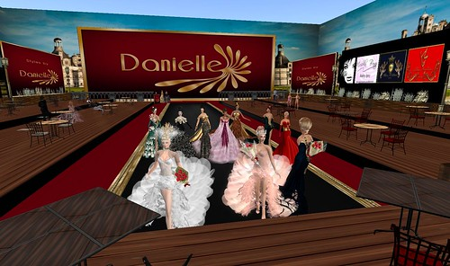 Miss Danielle 2012 Finals Live