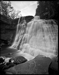 Brandywine Falls, Cuyahoga Valley National Park photo by mat4226