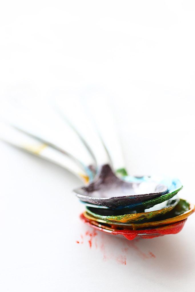 Rainbow Cake 9 sm