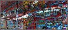 Urban Environment: Garage Auditorium. Explore June 14 #374 photo by Tim Noonan