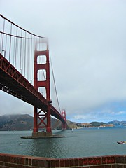 Golden Gate Bridge- yet another view photo by I Nair
