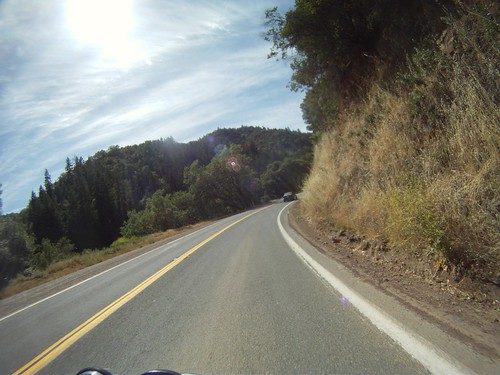 Everyday for 7 Weeks - Day 37 - Fort Bragg to San Franscico