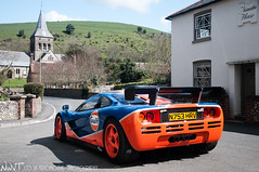 McLaren F1 GTR #12R Spotted In East Meon photo by NWVT.co.uk