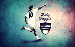 Roberto Baggio wallpaper