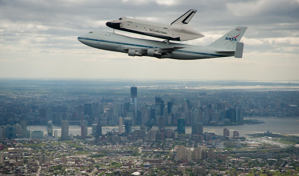 Shuttle Enterprise Flight to New York (201204270025HQ) photo by NASA HQ PHOTO