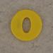 Magnetic Letter O