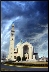Washington DC ~ Basilica of the National Shrine of the Immaculate Conception ~ Largest in the USA photo by Onasill