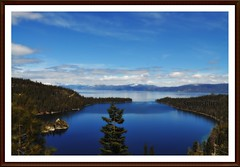 Emerald Bay, South lake Tahoe, CA photo by Sruthis Photography