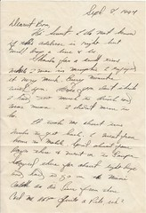 letter photo by Lizbeth*King
