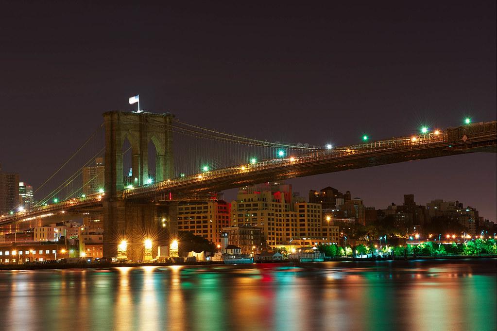 Brooklyn Bridge, New York City. 6000+ views. Thanks. photo by RobNYCity