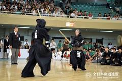 47th All Japan Junior kendo Tournament_077
