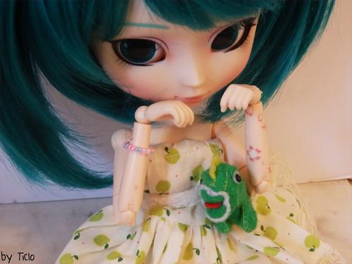 Miku - Pullip Hatsune Miku