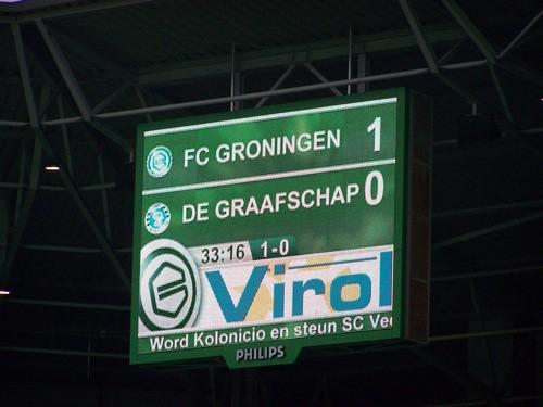 6974710816 af4e5153be FC Groningen   De Graafschap 1 1, 27 april 2012