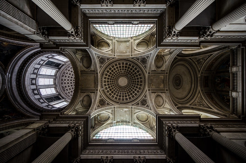 pantheon study photo by Tafelzwerk