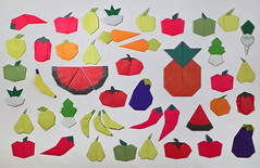FRUITS AND VEGETABLES II photo by Origami Roman