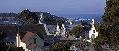 View of Mendocino on a Spring Morning photo by Rita Crane Photography