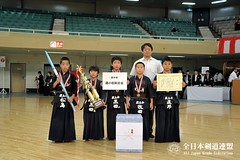 23rd JR-EAST junior KENDO Tournament_044