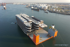 "Transport vessel ""Blue Marlin"" (Dockwise) in Rotterdam, explore 1 :-) photo by Fotovlieger (aka hanselpedia)"