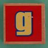 Bob the Builder letter g