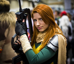 Comic-Con 2012 – Hope Summers photo by Onigun