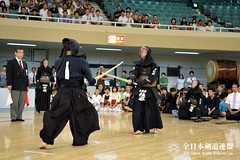 47th All Japan Junior kendo Tournament_073