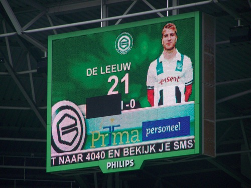 8153993080 d71cb3bbca FC Groningen   NEC 1 2, 4 november 2012