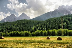 Dolomiti 's Hay Bales photo by ! . © Angela Lobefaro . !