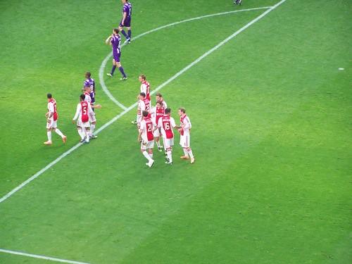 6959634204 8b4489db5b Ajax   FC Groningen 2 0, 22 april 2012