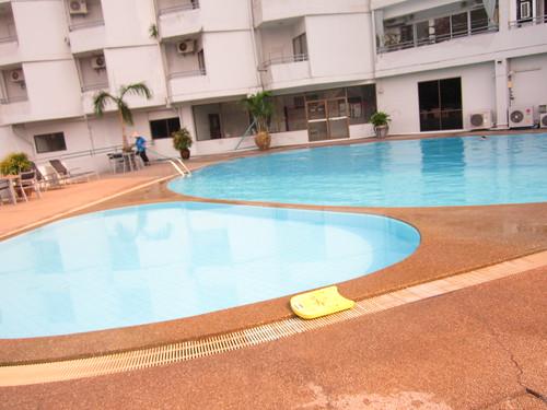 kolam pribadi hehee