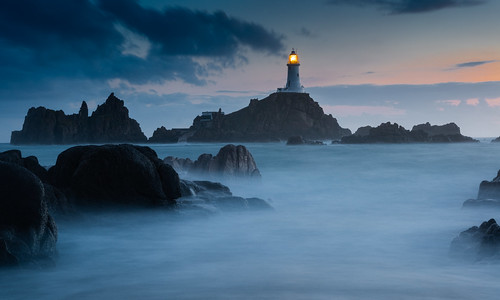 Corbiere, Jersey photo by Robert Waters