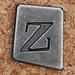 Pewter Ransom Font Z