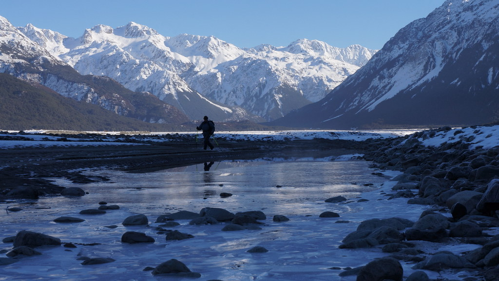 winter tramping photo by go wild - NZ outside