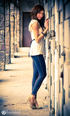 Ania S - Fashion Shot 16 photo by Gordon Blackler