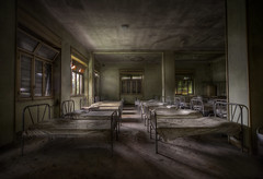 dormitory decay photo by andre govia.