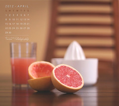 April Calendar photo by Faisal | Photography