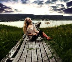 Calmness photo by Sophia Alexis