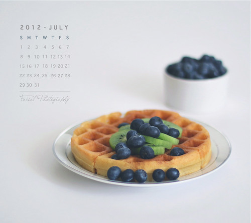 JULY Calendar photo by Faisal | Photography