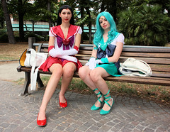 """cosplay"" rimini comix 2012 !!! photo by valeriani armando"