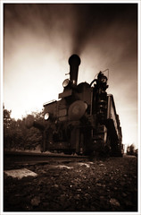 Steam engine photo by standa1956