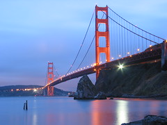 Golden Gate Dusk photo by 8DCPhotography (www.8dcphotography.co.uk)