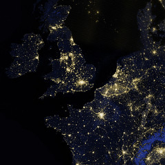 London, United Kingdom photo by NASA Goddard Photo and Video