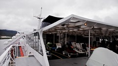 Solarium on M/V Columbia