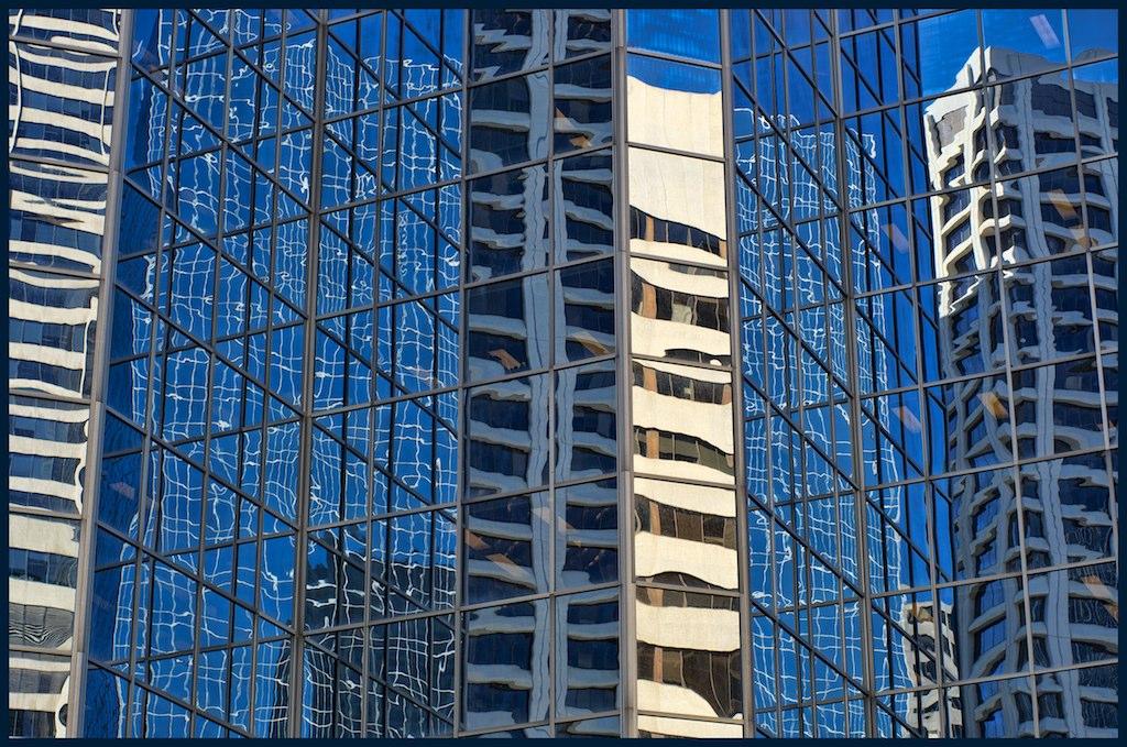 Urban distortion photo by jmschrei