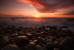 Stony Sunset photo by franciscarmine