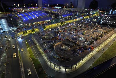 世界最大的模型飞机场