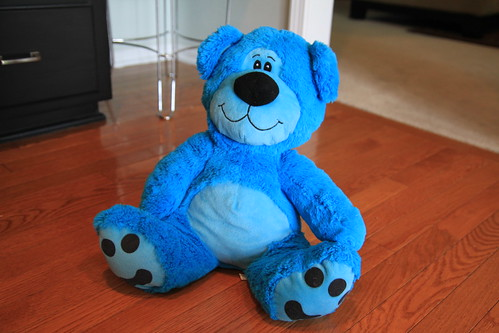 A Blue Bear Party Part 1 Anything Pretty